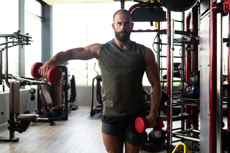 Overview of men's weight training programs